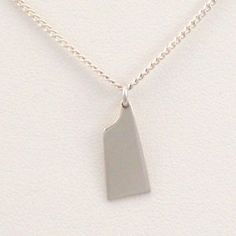 Because every rower needs an oar necklace. (Rowing Jewelry)