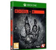 Evolve Xbox One #promotion @Fnac