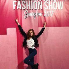 Victoria Secret Fashion Show 2017 – Shanghai Nights