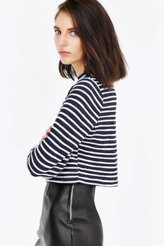 Native Youth High Neck Sweater - Urban Outfitters