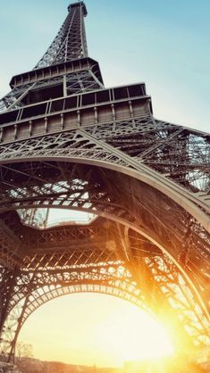 Eiffel Tower Paris Mobile Wallpaper - Mobiles Wall