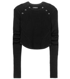 mytheresa.com - Pull en laine Huston - Luxe et Mode pour femme - Vêtements, chaussures et sacs de créateurs internationaux
