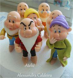 .seven dwarfs