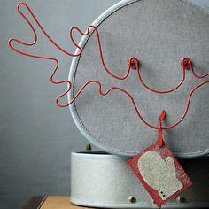 Metal Moose Antlers! WANT