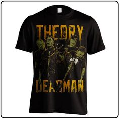 e6d50cd4 Theory of a Deadman - Halloween 2015 Limited Edition - T-Shirt Theory Of A
