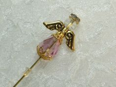 Angel stick pin