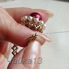 Мастер-классы: кольцо Ирина