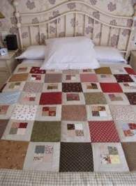 16+ Ideas Crazy Quilting Blocks Scrap #quilting | Quilts