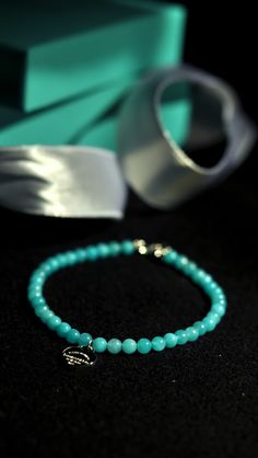 Gotta love that iconic Tiffany turquoise