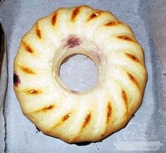 Habkönnyű túró kuglóf - gluténmentes Doughnut, Nutella, Camembert Cheese, Muffin, Gluten Free, Pie, Baking, Cukor, Food