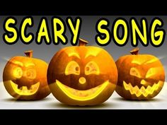 ▶ Halloween Songs for Children -- Scary Halloween Song -- Kids Songs by The Learning Station - YouTube