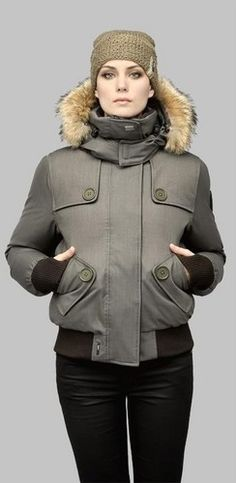 ace94abe0061 2014 Authentic Canada Nobis   Moose Knuckles Winter Parka Store