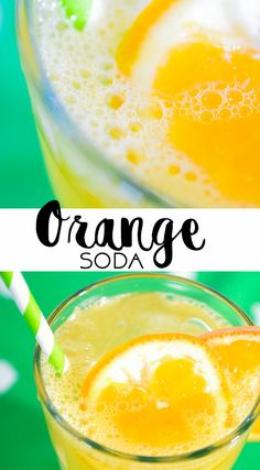 ORANGE SODA | APPELSIINISIOODA