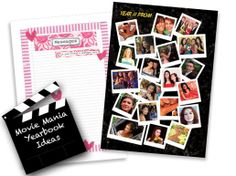 Yearbook Theme Ideas Movie Mania