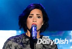 Demi Lovato grateful for support during