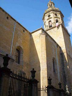 Iglesia de Santiago el Mayor, Puente la Reina. Navarra.