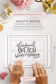 The key to building great lettering compositions is using the thumbnail sketch process. Rough sketches to build compositions help you visualize your ideas so you can move forward with lettering the perfect layout. via Tips on importing Brush Lettering, Lettering Design, Letter Composition, Thumbnail Sketches, Calligraphy For Beginners, Hand Lettering Tutorial, Affinity Designer, Ipad Art, Move Forward