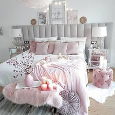 bedroom ideas for small rooms; bedroom ideas for small rooms; bedroom ideas for couples; bedroom ideas master for couples; Bedroom Decor For Teen Girls, Cute Bedroom Ideas, Cute Room Decor, Girl Bedroom Designs, Room Ideas Bedroom, Home Decor Bedroom, Design Bedroom, Wall Decor, Cute Teen Bedrooms