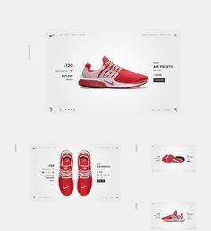 best service 19138 ed6df Nike Air Max by Fangchi Gato, via Behance   Web Design   Pinterest   Web  Design, Nike air max and Design