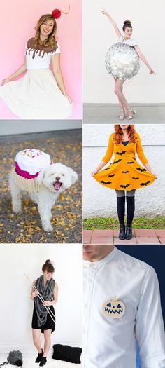 we love Inspiration: DIY-Kostüme für Halloween - we love handmade T-shirt Und Jeans, Silvester Party, Halloween Kostüm, Diy Party, Our Love, Fancy Dress, Projects To Try, Ballet Skirt, Costumes