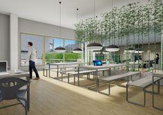 Visualisierungen Architektur: Erweiterung Industrie- u. Gewerbebau – Bad Ragaz