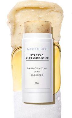 [nakeup face] STRESS ZERO CLEANSING STICK / 45g ONE STEP SPEED CLEANSER / KOREA #nakeupface
