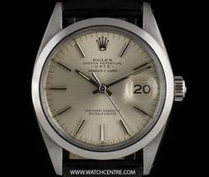 Rolex Steel Date Vintage Retailed By Serpico Y Laino. Rolex Date, Oyster Perpetual, Oysters, Dating, Steel, Accessories, Vintage Jewelry, Pearls, Caracas
