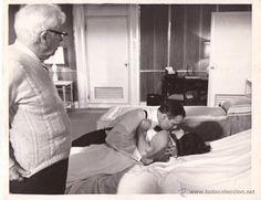 CINE-FOTOGRAFIA ORIGINAL CHARLES-CHARLIE CHAPLIN,SOFIA LOREN Y MARLON BRANDO 1967-CHARLOT,INVERSION