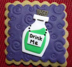Drink me - Alicia en el país de las maravillas Planetacookie.es