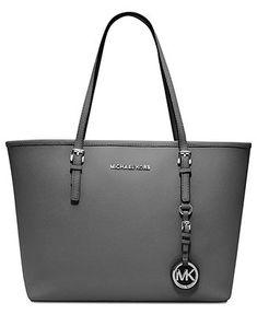 MICHAEL Michael Kors Handbag, Jet Set Travel Small Tote - Michael Kors Handbags -