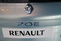 ... ze electrical car renault zoe forward renault zoe saved by sergio