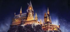 Christmas in The Wizarding World of Harry Potter is coming to Universal Studios Hollywood.