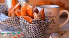 Recette De Beignet Express Facile · Aux délices du palais Recipe Images, Street Food, Strawberry, Cheese, Cookies, Fruit, Breakfast, Recipes, Ramadan
