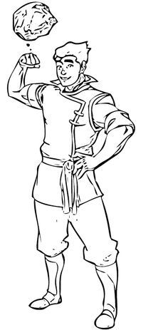 Legend Of Korra Coloring Pages | Coloring Pages ...
