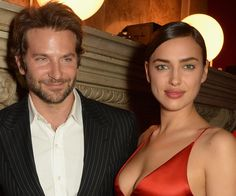 They've been quietly dating since last May but Bradley Cooper and supermodel Irina Shayk finally confirmed what we knew all along – they're head over heels for each other!  #BradleyCooper #IrinaShayks #Dating #Hollywood