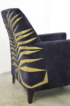 Beautiful chair from AMWA designs