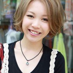 #girl #hair #short #haircut #japanese