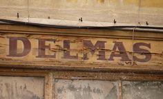 rètol rellotgeria, Perpinyà. foto miquel
