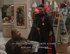 Community Post: 30 Times The Fresh Prince Was The Wittiest Person On '90s TV