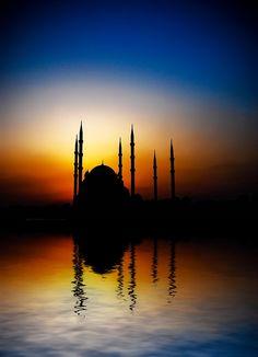 Adana Merkez Camii by Umut SABUNCU