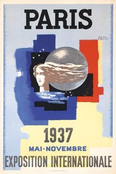 Paris Exposition, 1937.