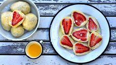 Tvarohové knedlíky s jahodami pouze ze 4 surovin. Jednoduchý recept!