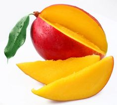 Mango provides 96% of your daily vitamin C needs and helps prevent periodontal disease.