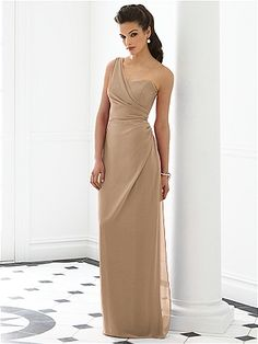 Cheap bridesmaid gown, Buy Quality one shoulder bridesmaid dresses directly from China bridesmaid dresses Suppliers: Elegant New One Shoulder Bridesmaid Dresses 2017 Formal Chiffon Bridesmaid Gown Pleats Sleeveless Prom Dress Party Gown Dessy Bridesmaid, One Shoulder Bridesmaid Dresses, Bridesmaid Dress Styles, Wedding Bridesmaids, Wedding Gowns, Shoulder Dress, Bridesmaid Color, Midnight Blue Bridesmaid Dresses, Wedding Inspiration