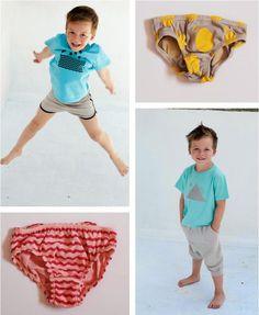 Picnik Barcelona - Spring/summer 2014 kids fashion collection | KID