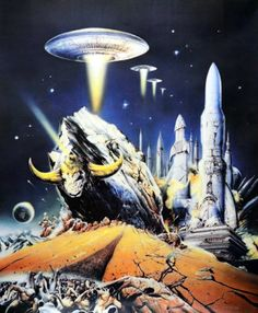 sciencefictiongallery:  Wojtek Siudmak 1980.
