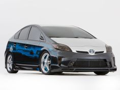 Toyota Prius Tekked-Out by Clint Bowyer Team '10.2012