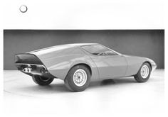 Vauxhall GT Concept, 1964 - Right side