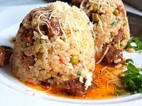 Jednoduché rizoto ryze po česku No Salt Recipes, Rice Recipes, Vegetarian Recipes, Snack Recipes, Cooking Recipes, Czech Recipes, Risotto Recipes, Food 52, Food Inspiration