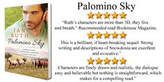Palomino Sky by Jan Ruth #look4books www.look4books.co.uk Book Posters, Movie Posters, Palomino, Character Drawing, Believe, Author, Sky, Writing, Reading